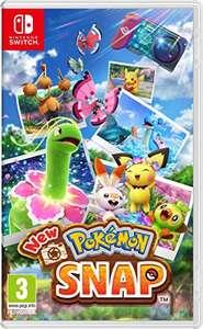 Pokemon Snap Nintendo Switch en Amazon a 39,90