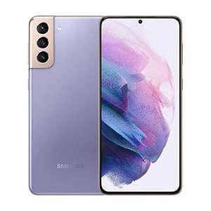 Samsung Galaxy S21+ 5G - 128GB, 8GB RAM, Dual Sim, Violet