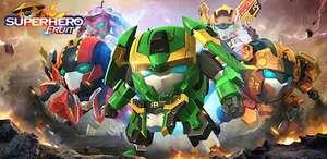 Superhero Fruit Premium: Robot Wars Future Battles gratis.