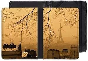 Funda Kindle diseño París (Muy bueno/Nuevo)