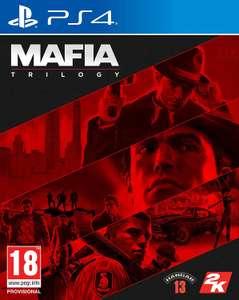 Mafia Trilogy PS4 (MediaMarkt)