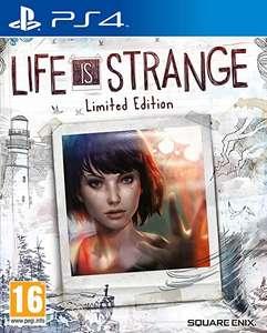 Life Is Strange PS4 (MediaMarkt)