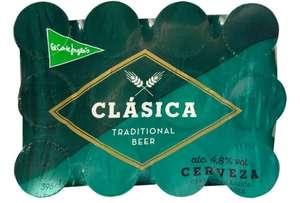Cerveza el corte inglés clásica a 0,14 la lata!