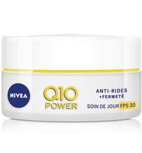 Crema antiarrugas de día Nivea Q10 con protección solar 30.