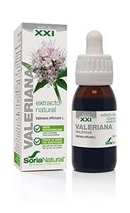 Extracto Natural de Valeriana (Soria Natural)