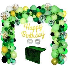 Decoración de Globos para Fiesta de Cumpleaños