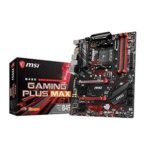 Placa Base MSI B450 Gaming Plus MAX