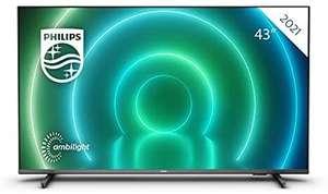 Philips 43PUS7906 / 12 Android TV LED de 43 Pulgadas