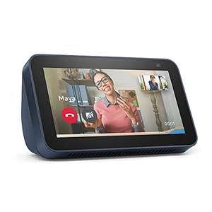 Nuevo Echo Show 5 (2.ª generación, modelo de 2021) | Pantalla inteligente con Alexa y cámara de 2 MP