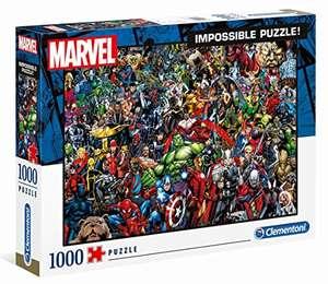 Puzzle 1000 Piezas Marvel 80 Years (5,80 x 37,00 x 28,10 cm) por sólo 8,99€