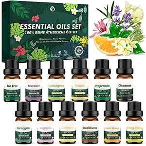 Set 12 aceites esenciales