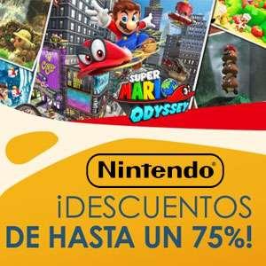 """Nintendo eShop: Promoción """"Destacados"""""""