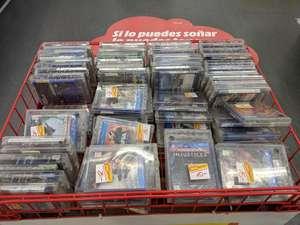 Liquidación juegos PS4 / XBOX / PC desde 5€ - Mediamarkt Massalfassar (Valencia)