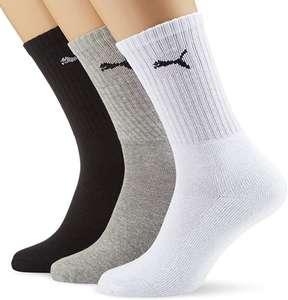 Pack 3 Pares Calcetines Puma Sports Socks (Compra Mínima 2)