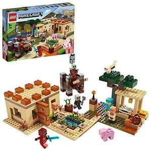 LEGO 21160 Minecraft La Invasión de los Illager