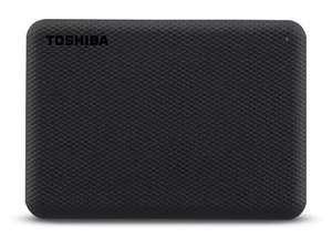 Disco duro externo 4 TB - Toshiba Canvio Advance