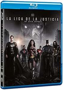 La Liga de la Justicia bluray, montaje del Director