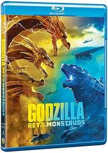 Godzilla: Rey De Los Monstruos, blu-ray