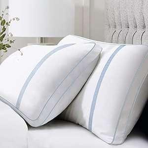 Pack de 2 almohadas 42 x 70cm antiácaros