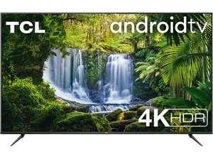 """TV LED 50"""" TCL 4K UHD Android TV [Oferta Renove]"""