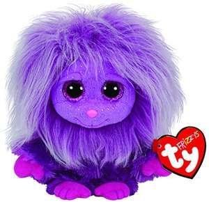 Frizzys Felpa Ojos con Brillo Color Púrpura