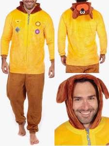 Pijama polar calentito de Hey Duggee. Tallas L XL.