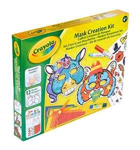 Crayola – Estuche para creación de máscaras