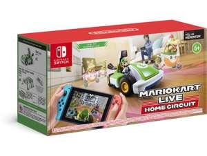 Juego Nintendo Switch Mario Kart Live: Home Circuit - Luigi