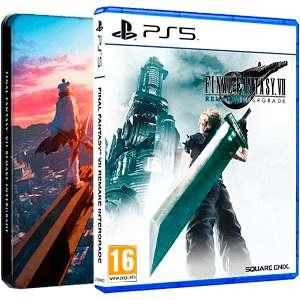 Final Fantasy Vii Remake Intergrade PS5 + Caja Metálica