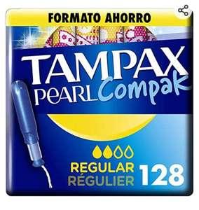 Tampax Pearl Compak - Regular
