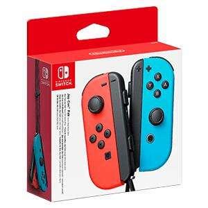 Joy Controller NINTENDO Switch (Set Izda/Dcha) Azul Rojo