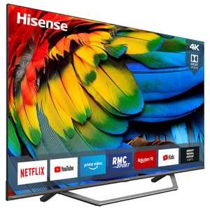 "TV LED 43""- Hisense 43A7500F, UHD 4K, VIDAA U 4 , SmartTV, Dolby Vision, HDR10+, Modo Game, Wide Colour Gamut"