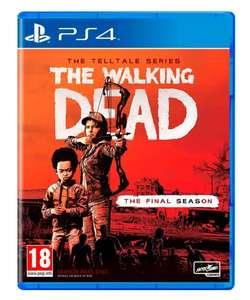 PS4: Telltale's The Walking Dead: La Temporada Final por sólo 4,99€