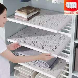 Organizador de armario ajustable