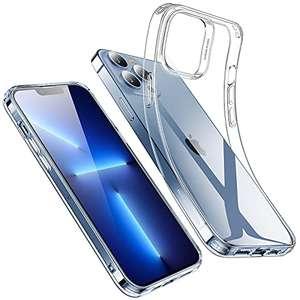 Funda transparente iPhone 13/ 13 Pro y 13 Pro Max