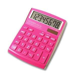 Calculadora Citizen CDC Rosa