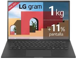 LG Gram i7 16GB 512GB solo 999€