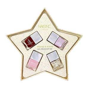 Set de regalo Nails Inc deseos y besos de uñas