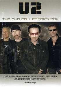 2 DVD U2 - Collector's Box