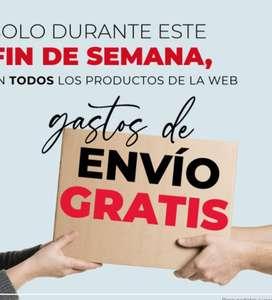 Gastos de envio gratis en Perfumaniacos a partir de 29 euros.