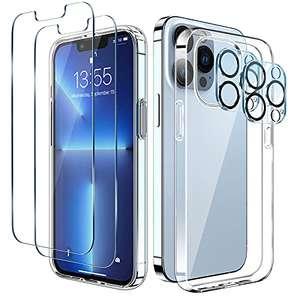 Funda+Protector Pantalla Iphone 13 Pro Max