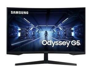 """Samsung Odyssey G5 QHD 27"""" solo 229€"""