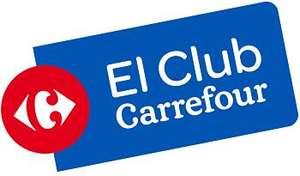 Vuelve el día del club carrefour 28-29 septiembre