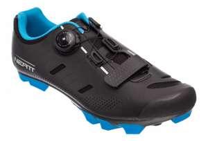 Zapatillas de ciclismo MTB Neat Basalte Elitte Blue con sistema BOA, sólo tallas 40, 42 y 43