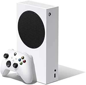 Microsoft Xbox Series S 512 GB Wifi Blanco