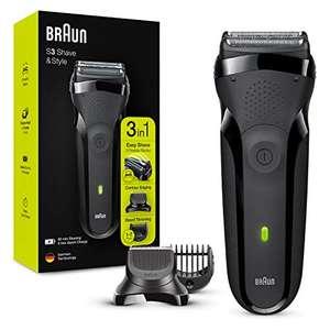 Braun Recortadora de Barba 6 en 1, Máquina Cortar Pelo, Cortapelos Nariz, Facial