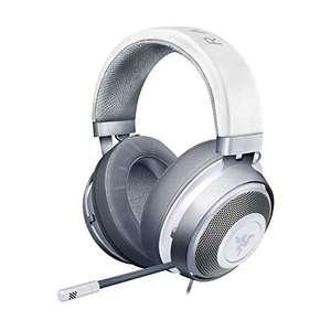 Auriculares Gaming Razer Kraken Mercury White - Diafragma 50mm por sólo 43,99€