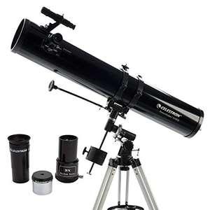 Telescopio Reflector Celestron Powerseeker 114 EQ