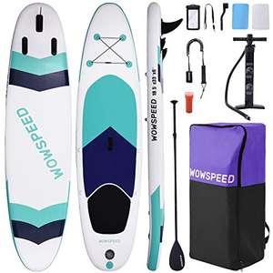 Tabla Paddle Surf Hinchable, 320x84x15cm 135kg