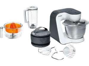 Mediamarkt: Robot de cocina - Bosch MUM 50123, Potencia 800W,